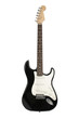 electric guitar (fender stratocaster)