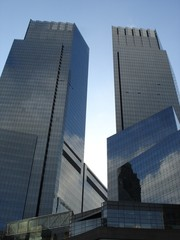 time warner tower in new york