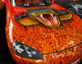 international auto show poster