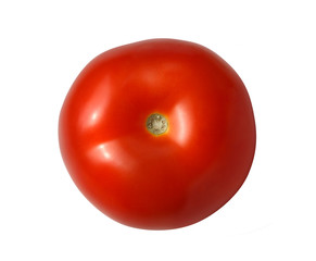 red tomato 2 (isolated)