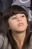 cute caucasian girl poster