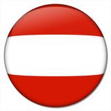 österreich austria button poster