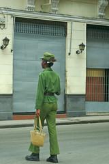 militaire cubaine