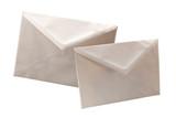 simple white cheap envelopes poster
