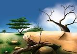 african bush poster
