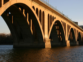 key bridge in georgetown