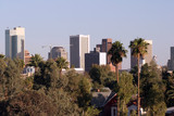 phoenix downtown panorama poster