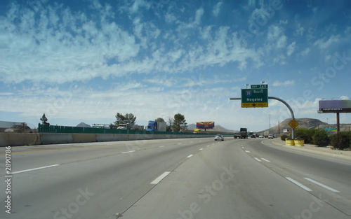 interstate highway in tucson, az