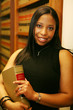 young woman attorney