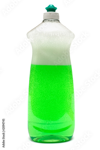 Bottle of Dish Liquid