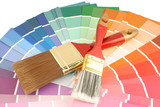 Fototapety paint swatches