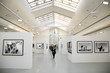 Leinwandbild Motiv photo exhibition