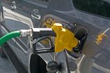 gasoline nozzle poster