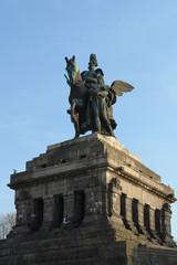 statue wilhelm koblenz