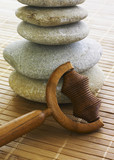 massage décor zen poster