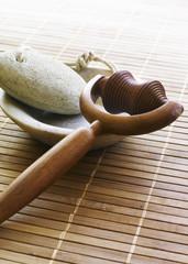 décor de massage zen