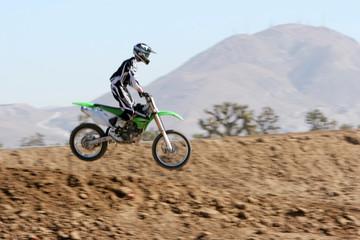 dirt bikes airborn