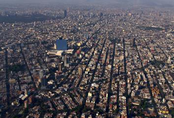 mexico city crossroads