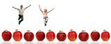 Fototapety fitness - gesundheit