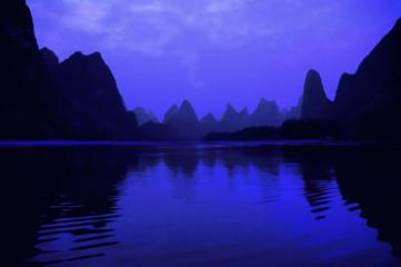 yangshuo hills
