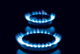 gas burners poster