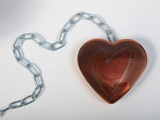 heart at chain-1