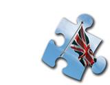 the british puzzle poster