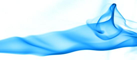 fumée bleue 1