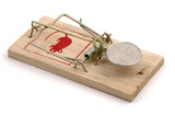 mousetrap-canadian coin poster
