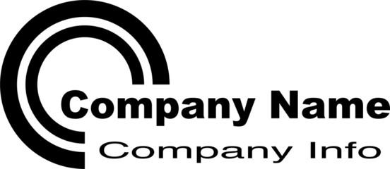 round bw logo