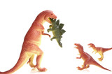 single parent dinosaur poster