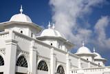 sultan zainal abidin mosque poster
