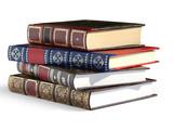 Fototapeta biblioteka - czytać - Książki
