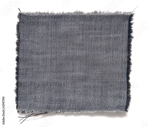 piece of fabric with fringe - 2947914