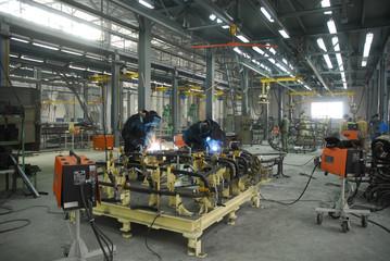 welding operators