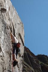 professional climber