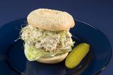 tuna salad sandwich poster