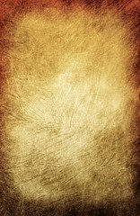 canvas background amber to green with high contras