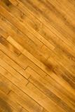 hardwood floor. poster