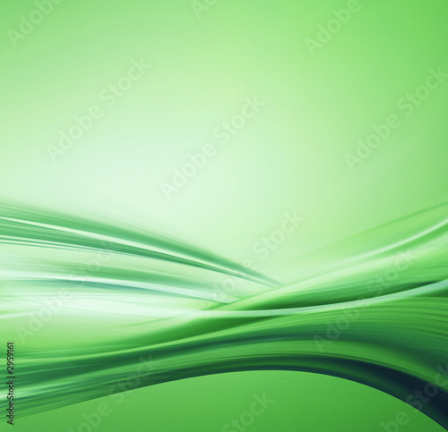 green liquid illustration