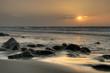 Leinwandbild Motiv a gentle sunset