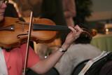 play violin string instrument poster