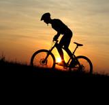 mountain biker - 2970160