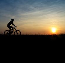mountainbike-åkaren