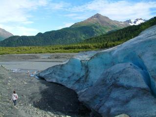exit glacier in alaska