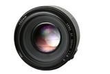 fix photo lens poster