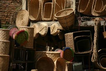 katmandu basket market