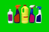 cleaning products.bleach.disinfectant.germicied. poster