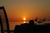 Fototapeta dinner table
