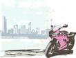 roleta: sport bike